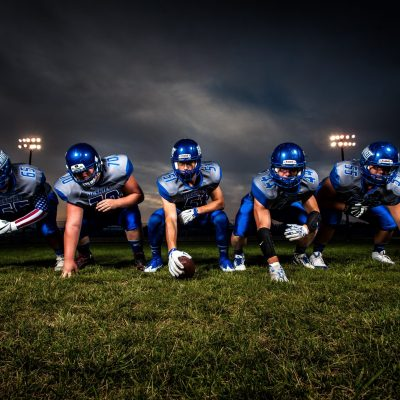 American Football Team nimmt Enterprise Service Management in Angriff